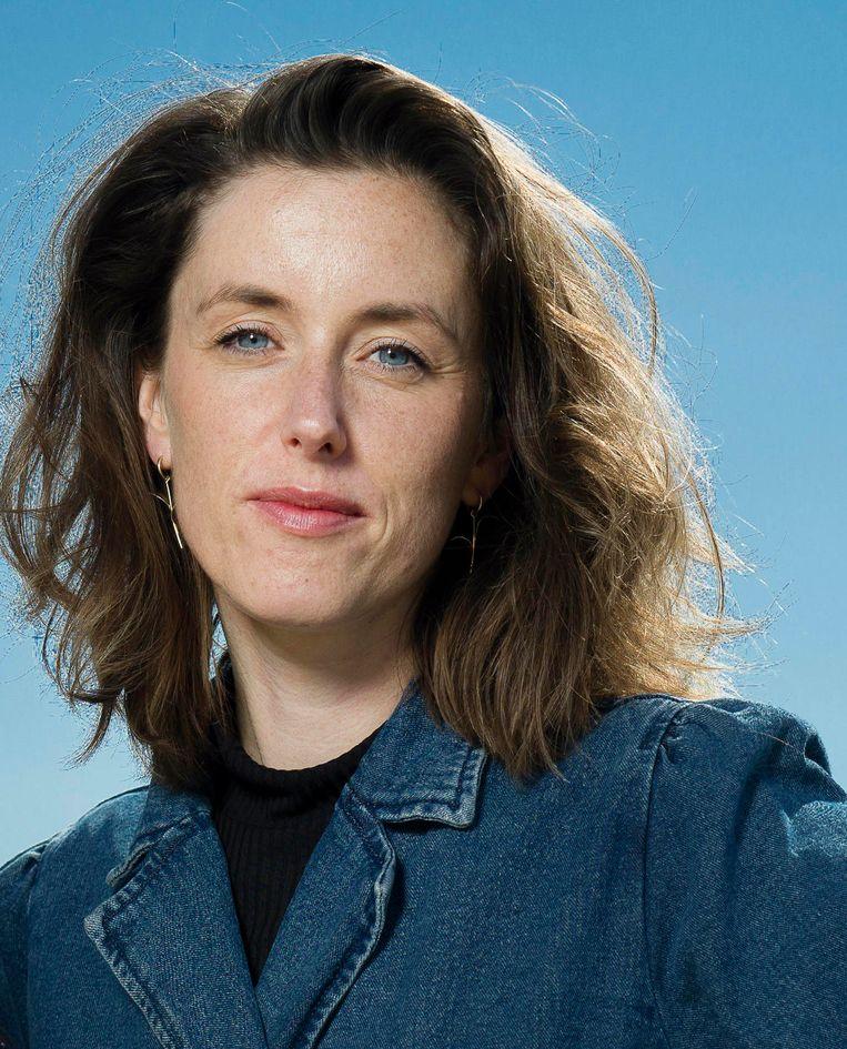 Gastcolumnist Agnes Cremers. Beeld Merlijn Doomernik