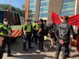 Actievoerders dringen gebouw ZLTO Den Bosch binnen: 13 demonstraten opgepakt