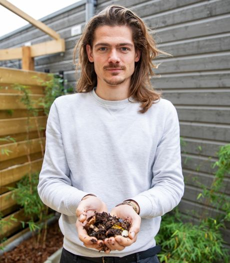 Gezocht: 'werknemers' voor wormenhotels in Eindhoven