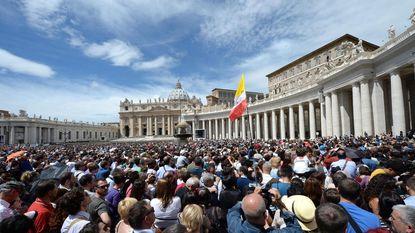 """""""Rooms-Katholieke Kerk blijft gestadig groeien"""""""