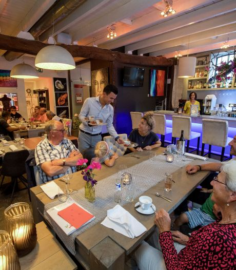 Maximaal: Eten bij een fijne familie in Buren