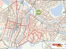 Zo gaan de renners van de Vuelta door Den Bosch rijden