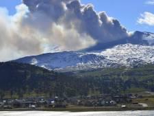 Code oranje voor Chileens-Argentijnse vulkaan