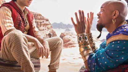 Will Smith nerveus om rol van Robin Williams over te nemen in 'Aladdin'