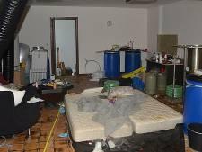 Geffenaar geen verdachte meer in zaak dodelijk drugslab