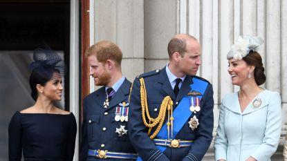Prins Harry lijkt onenigheid met broer William te bevestigen