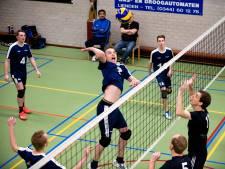 Eerste verlies voor volleyballers Lienden