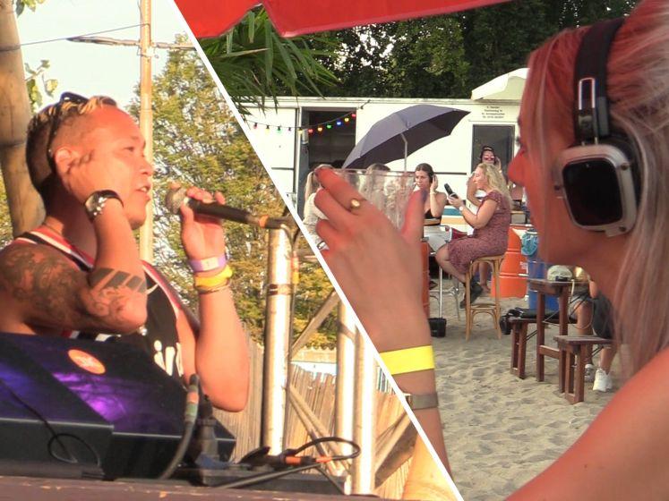 Swingen vanuit de stoel tijdens corona: 'Ik was toch al geen ster in dansen'