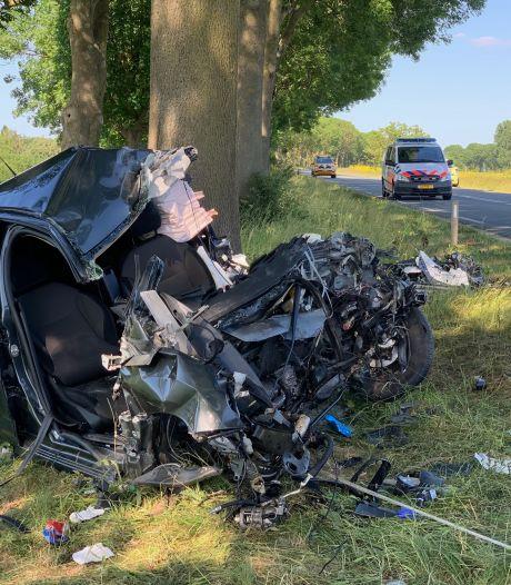 Ook man (67) uit Boven-Leeuwen overlijdt na botsing met vrachtwagen