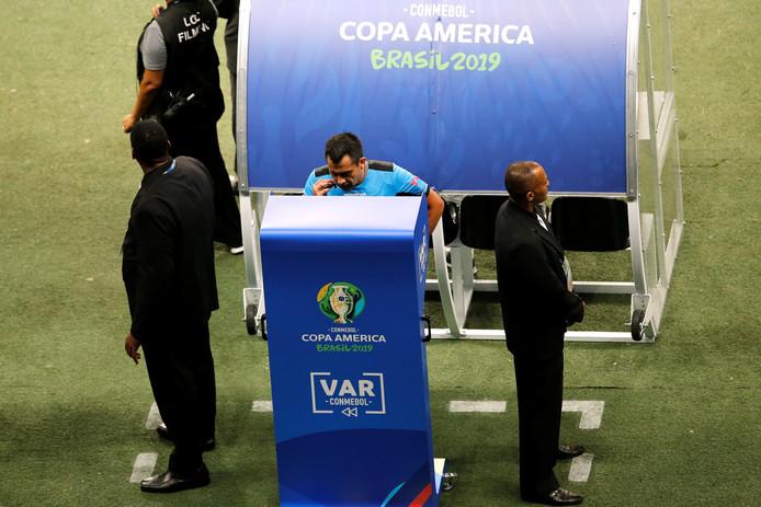 Le VAR joue les trouble-fête pour le Brésil à la Copa America. La Seleçao a été accroché par le Venezuela (0-0) après trois interventions de l'arbitrage vidéo.