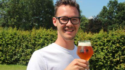 Geboren tussen wijnranken, gepassioneerd door brouwen: Telg van (schuim)wijnfamilie haalt goud op internationaal bierfestival in Duitsland