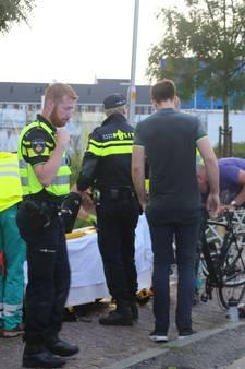 Wielrenner bewusteloos aangetroffen in Harderwijk