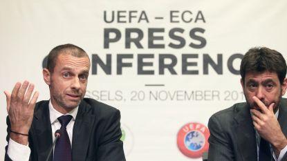 Vernieuwde Champions League zit eraan te komen: 4 poules van 8 clubs, matchen in het weekend en inkrimping nationale competities