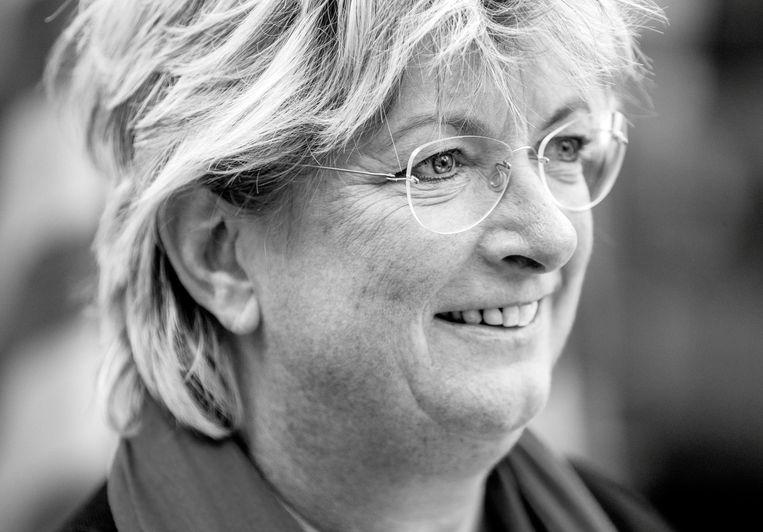 Tineke Ceelen, directeur Stichting Vluchteling. Beeld ANP