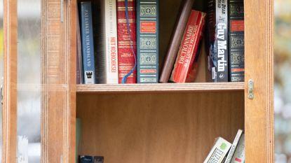 Bibliotheek gaat digitaal en voorziet boeken via de boekenruilkastjes