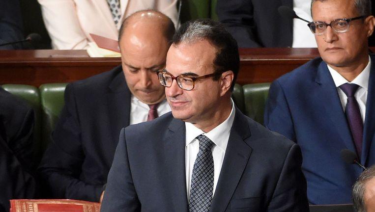 Tunesische minister van Volksgezondheid Slim Chaker