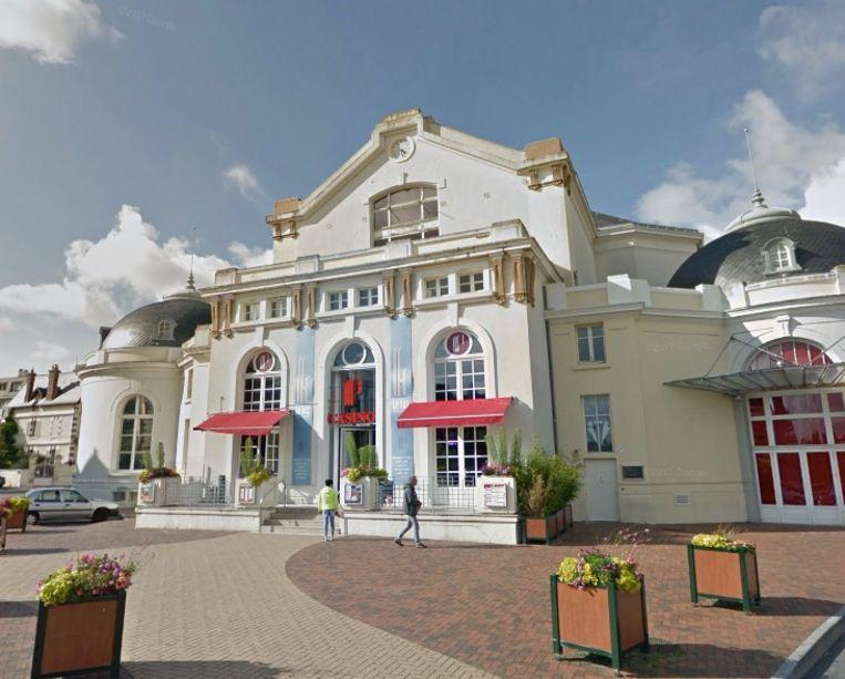 In dit casino in Normandië had een vrouw afgelopen weekend wel erg veel geluk.