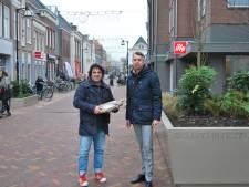 Meer beleving in de Meppeler Kruisstraat na herinrichting