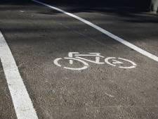 Goedkoopste fietsroute tussen Landhorst en Wanroij is niet de veiligste