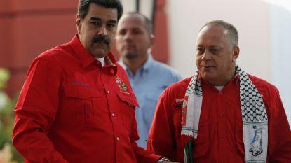 Verenigde Staten bevriezen bezittingen van Venezolaanse regering