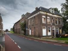 Kampen op de helft met afstoten vastgoed