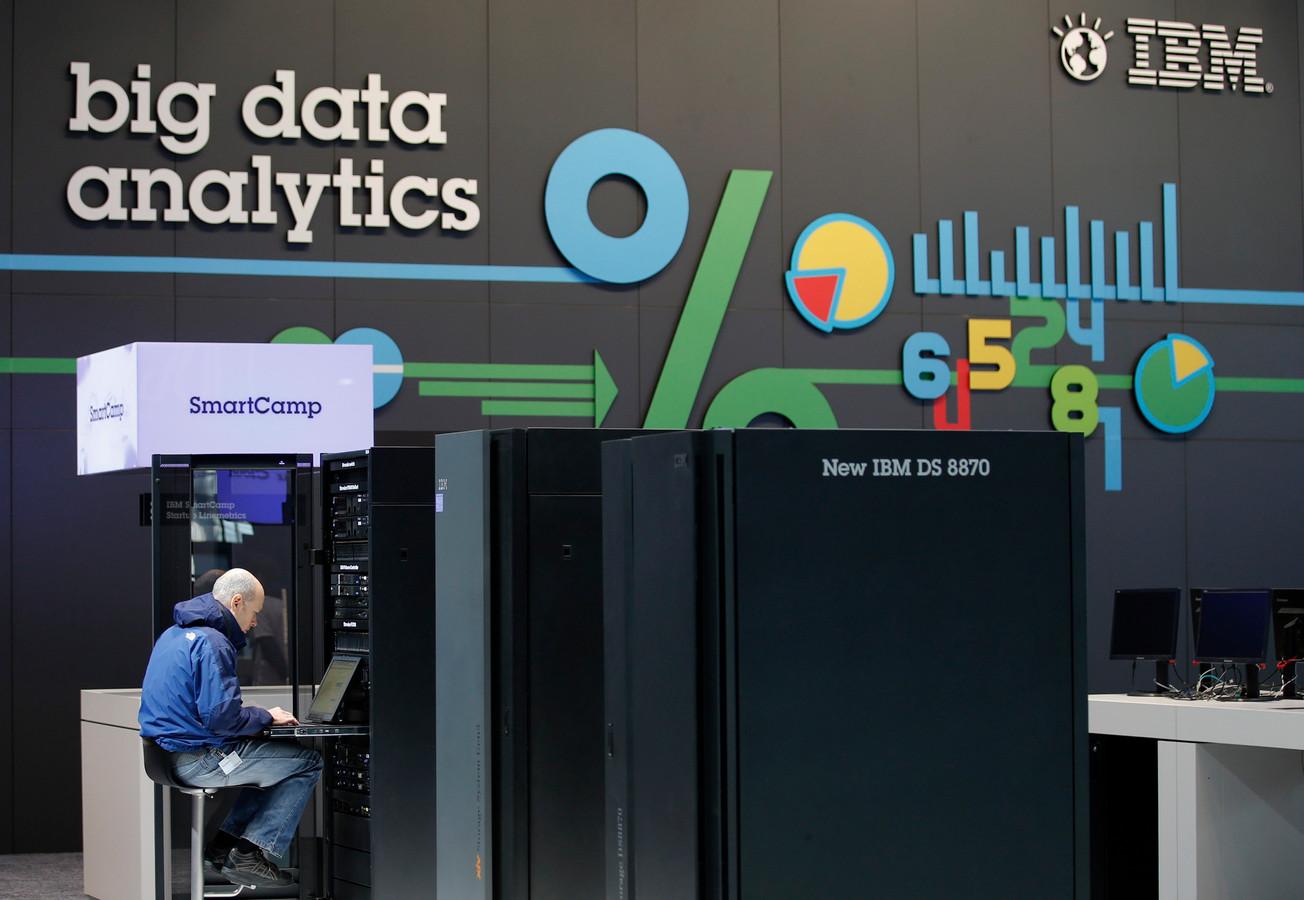 De ongekende mogelijkheden van big data worden ook ingezet voor de opsporing van criminele activiteiten, maar er zijn grenzen.