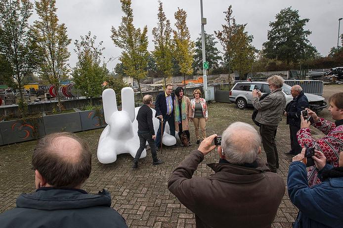De mol en het konijn van Best worden bekeken door gemeenteraad