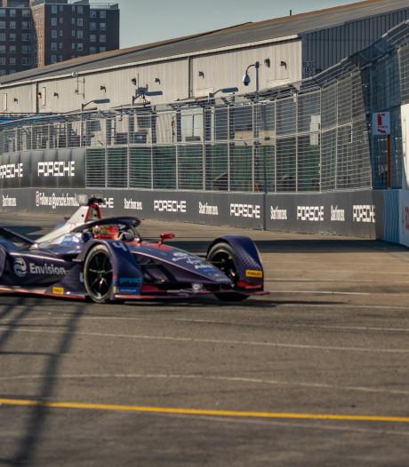 Frijns wint laatste race van Formule E-seizoen