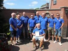 Wolter Wiegerinck 65 jaar lid van Goorse Rellie