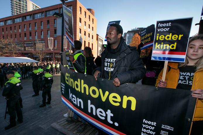 Eindhoven demonstratie KOZP