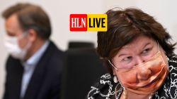 LIVE. Volg hier persconferentie Veiligheidsraad om 13 uur - Jonge vrouw (18) overleden aan coronavirus - Aantal besmettingen opnieuw gestegen, nieuwe versoepelingen op de helling