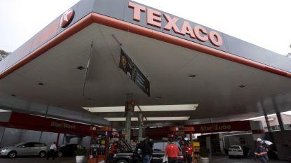 Meeste Texaco-tankstations worden ESSO
