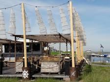 Pop-up restaurant aan Veerhaven