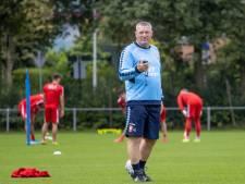 Meme maakt nieuwe FC Twente-coach populair bij jeugd: 'Ik voel me sexy als Ron Jans'