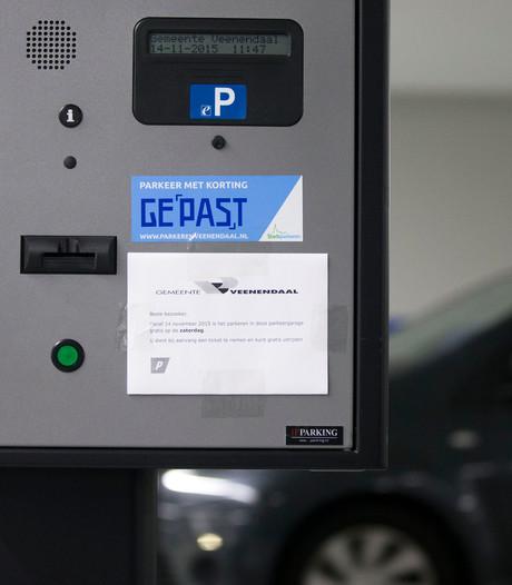ACM: Veenendaal doet aan oneerlijke concurrentie bij betaald parkeren