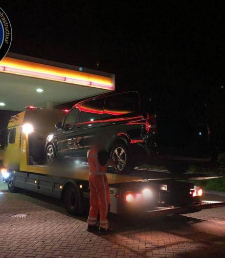 Taxichauffeur uit Zeist scheurt met 160 kilometer per uur over de snelweg - met acht passagiers aan boord