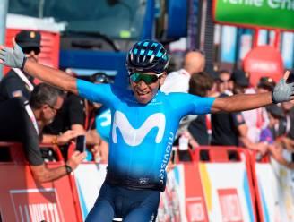 Quintana wint eerste rit in lijn van Vuelta, Roche nieuwe leider
