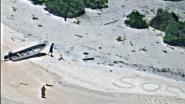 Vissers bereiken na 40 dagen dobberen minuscuul eiland in Stille Oceaan
