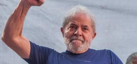 Les partisans de Lula empêchent son arrestation