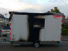 Veiligheidsmaatregelen bij werkzaamheden na vandalisme in Steenbergen