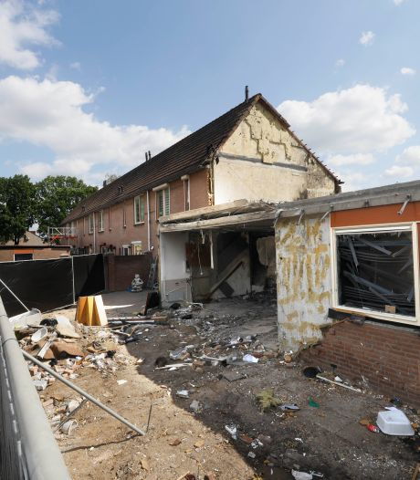 Bewoner (60) van ontplofte woning in Nijmegen aangehouden als verdachte, Staatstoezicht op de Mijnen staakt onderzoek