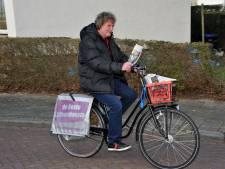 Cees (65) 'sport' al dertig jaar als Dordtse krantenbezorger