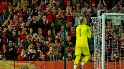 """Flaters of niet, Liverpool-fans trakteren Karius op schitterend onthaal: """"Een heel groots gebaar"""""""