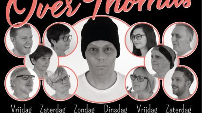 Theater Binnenstebuiten speelt 'Over Thomas'