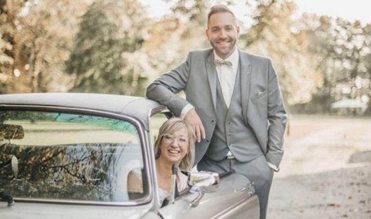 Line en Viktor bezegelden hun liefde met een tweede huwelijksfeest.
