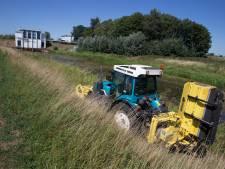 Onbegrip over maaibeleid waterschap Rijn en IJssel: 'We doen het nooit voor iedereen goed genoeg'