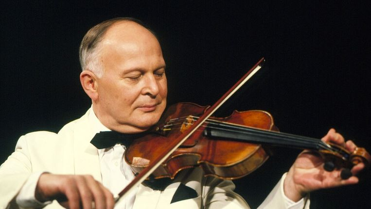 Theo Olof in 1980. Beeld ANP
