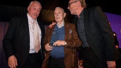 Anderlecht eert 'Mister Michel', shirts voor Rensenbrink
