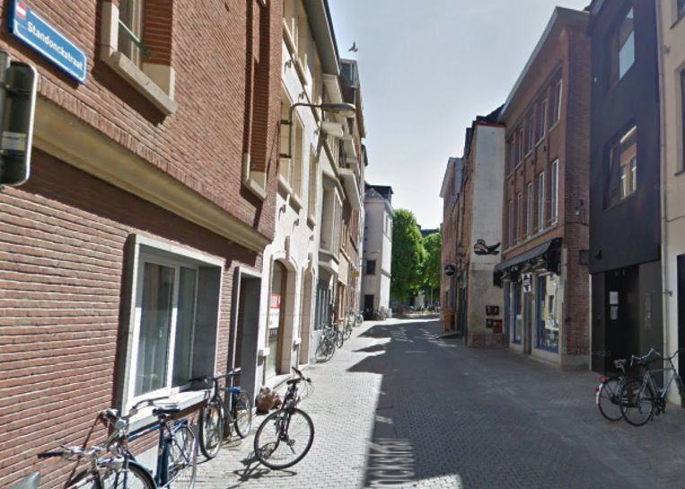 Standonckstraat in Leuven