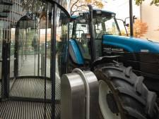 Twentse boeren in actie tegen FrieslandCampina